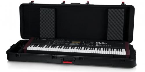 Gator Cases GTSA-KEY88D) Molded Flight Case for Deep 88-Note Keyboards