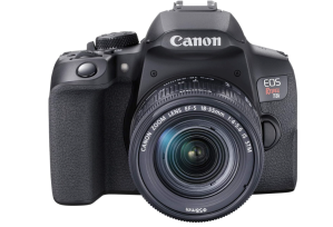 Canon EOS Rebel T8i EF-S 18-55mm, Best Camera for Photo and Video
