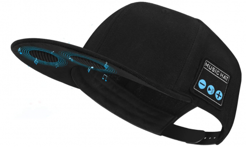 Edyell Adjustable Cap with Bluetooth Speakers