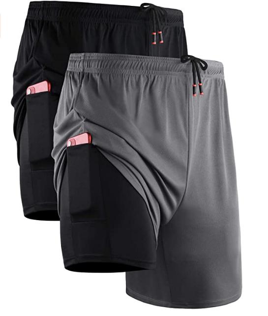 best amazon workout shorts
