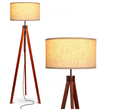 Brightech Eden Tripod LED Floor Lamp