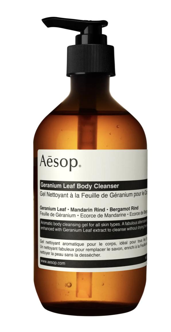 men's body wash aesop