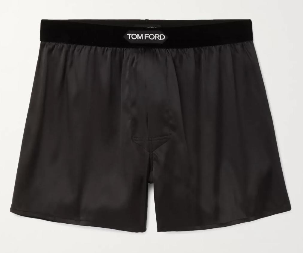 silk underwear mens designer