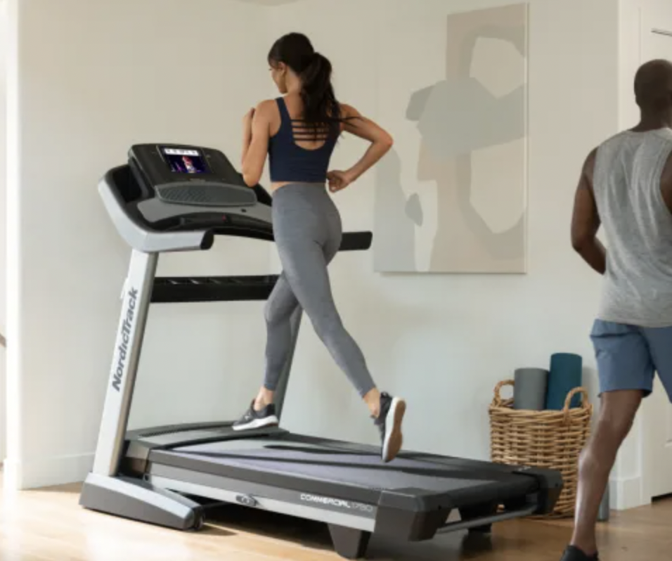 best treadmill foldable nordictrack