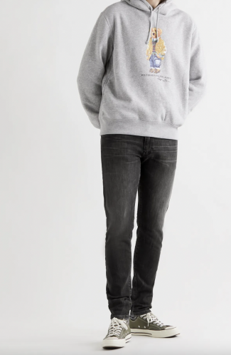 grey jeans mens skinny