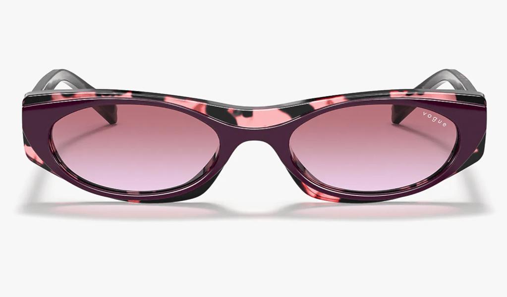 millie bobby brown-VO5316S MBB X VOGUE EYEWEAR-best celebrity sunglasses