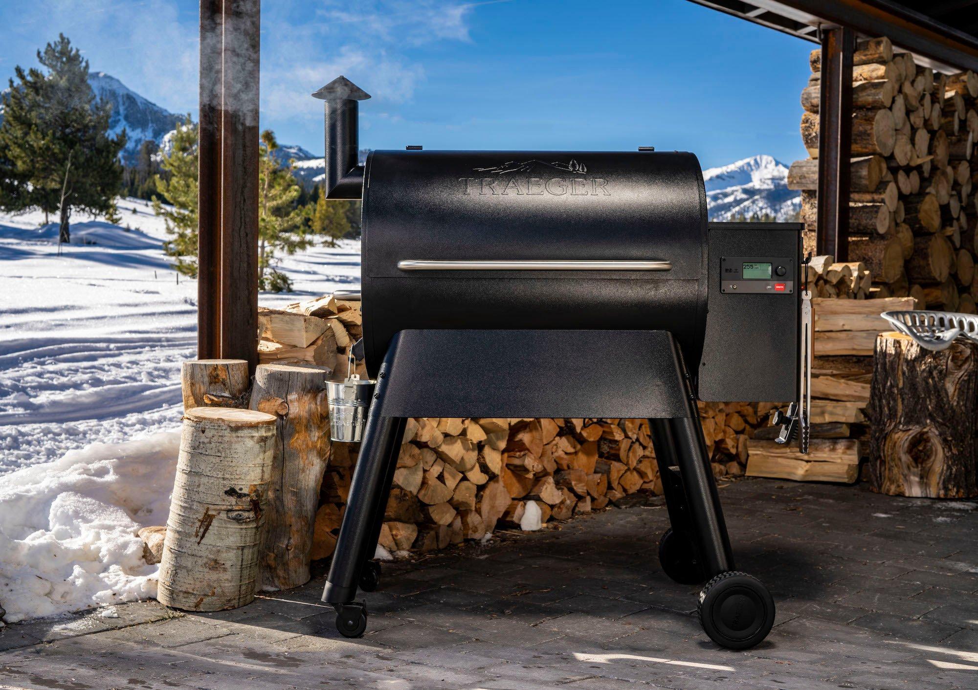 Traeger Pro Series 780 Pellet Grill