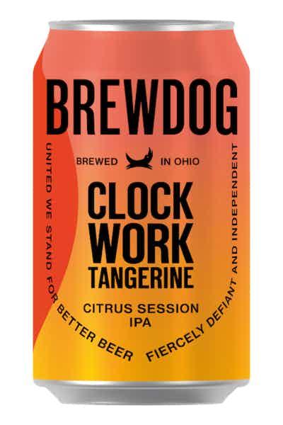 Brewdog Clockwork Tangerine IPA