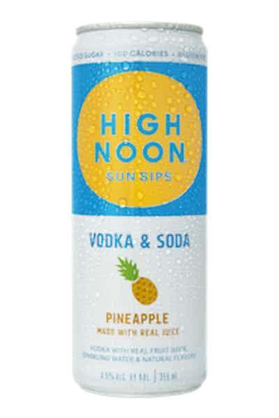 High Noon Hard Seltzer