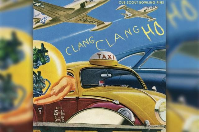 Robert Pollard's Cub Scout Bowling Pins Announce New Album 'Clang Clang Ho!'.jpg