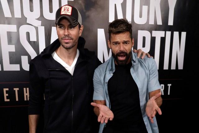 Enrique Iglesias, Ricky Martin Plot Co-Headlining Fall Tour.jpg