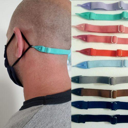 mask strap extender adjustable