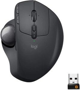 logitech mx ergo wireless mouse