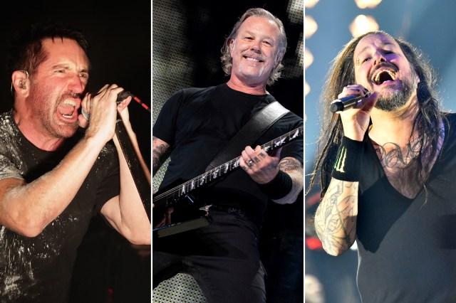 Metallica, Nine Inch Nails, Korn to Headline Louder Than Life Festival.jpg