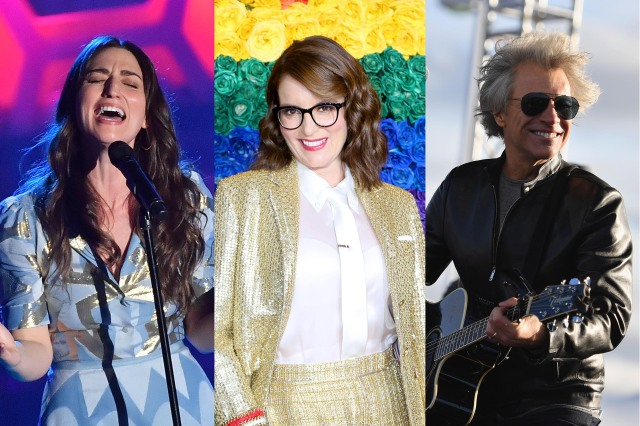 Jon Bon Jovi, Sara Bareilles, Tina Fey Set for Fifth Love Rocks NYC Charity Concert.jpg