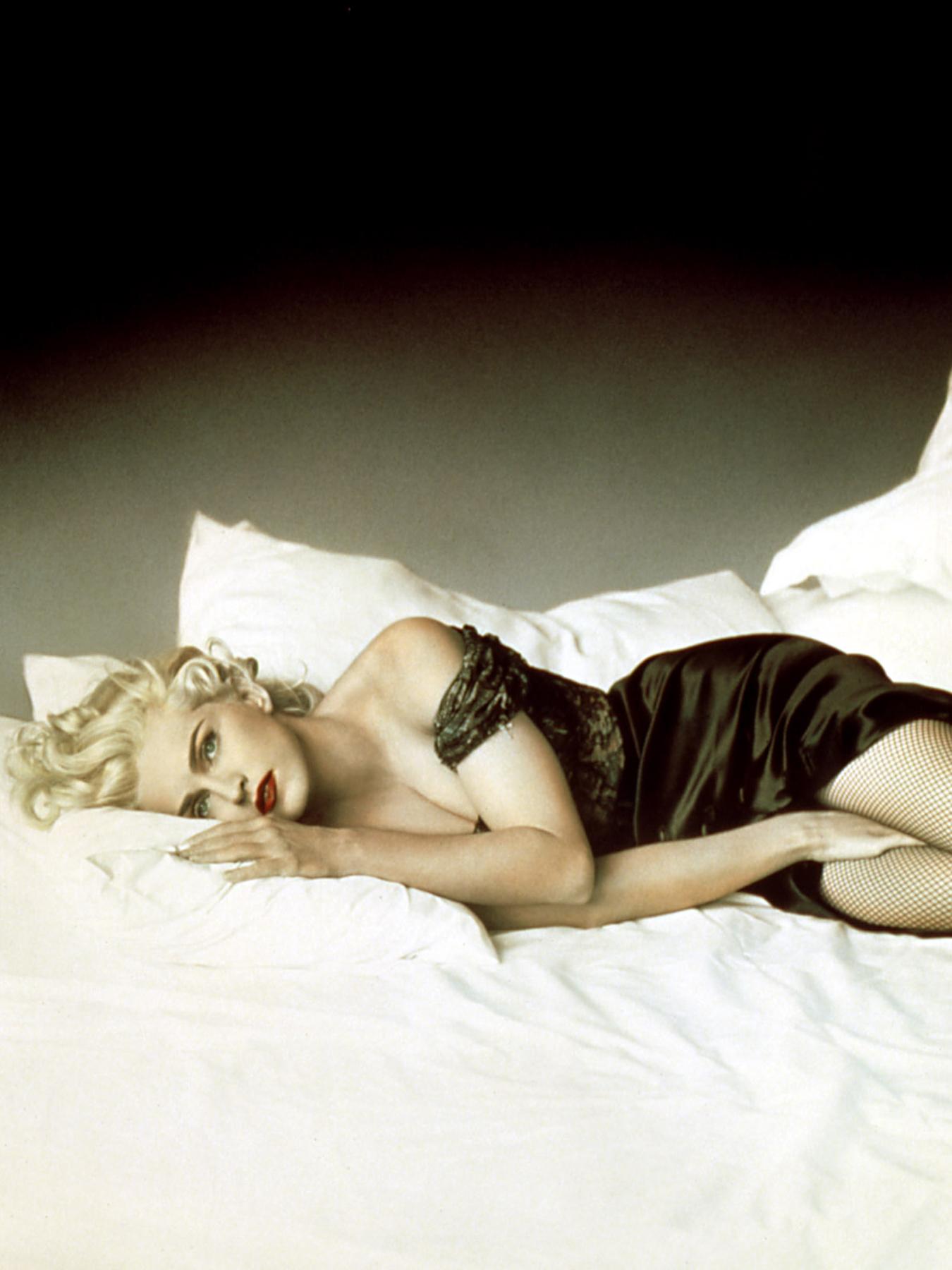 TRUTH OR DARE, Madonna, 1991