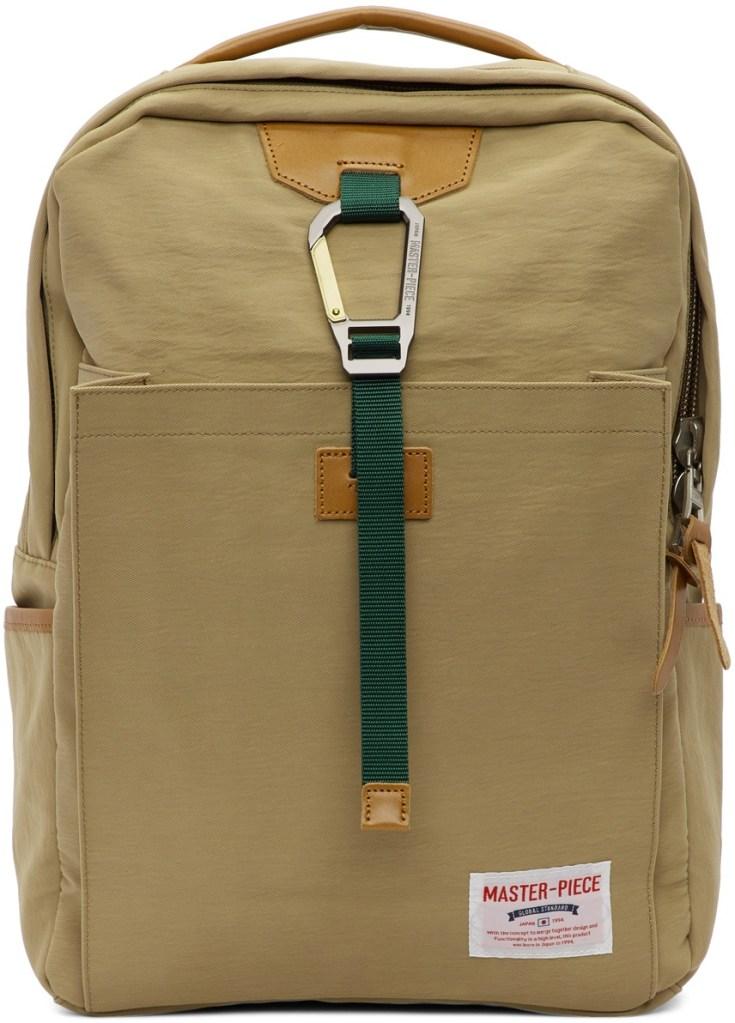 master-piece co backpack, best festival backpacks