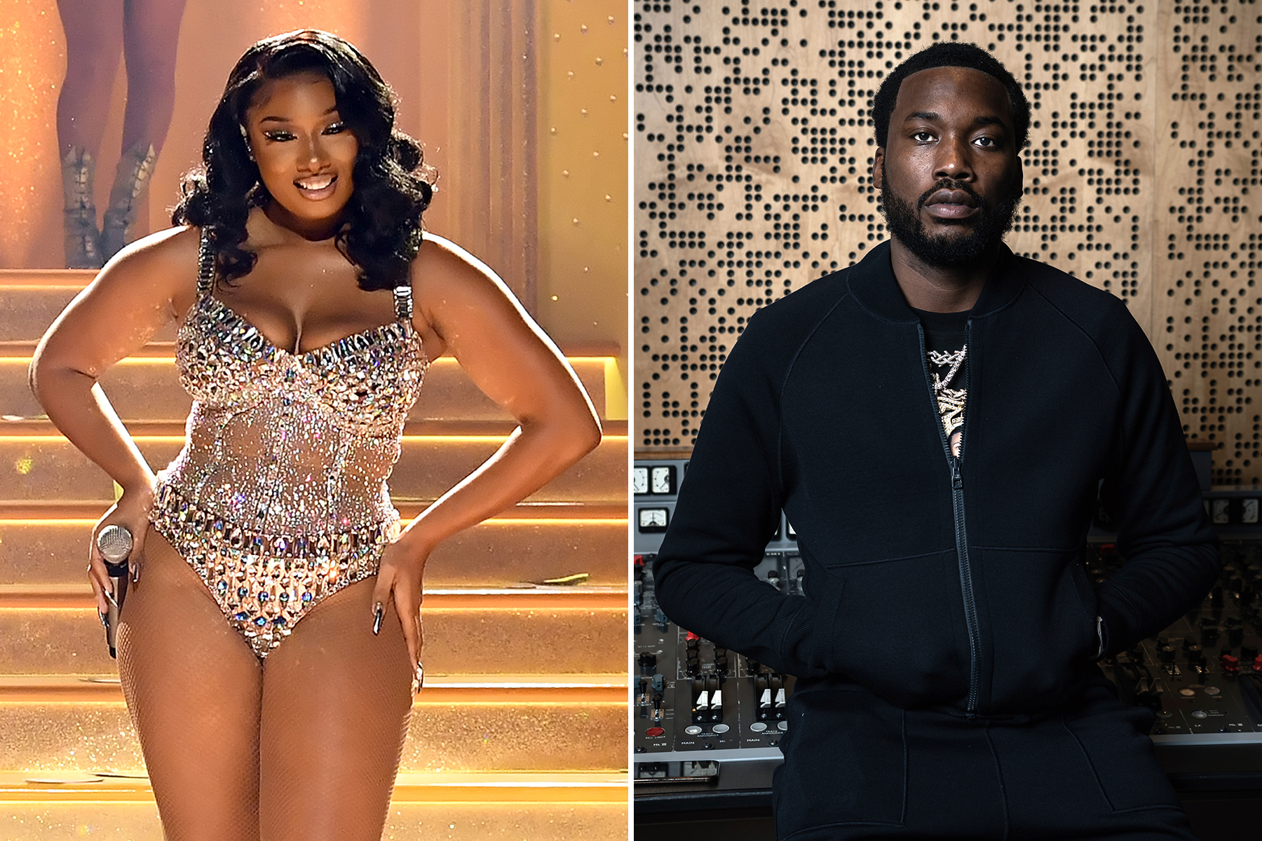 Megan Thee Stallion, Meek Mill to Perform at Triller Live Concert Series in Miami