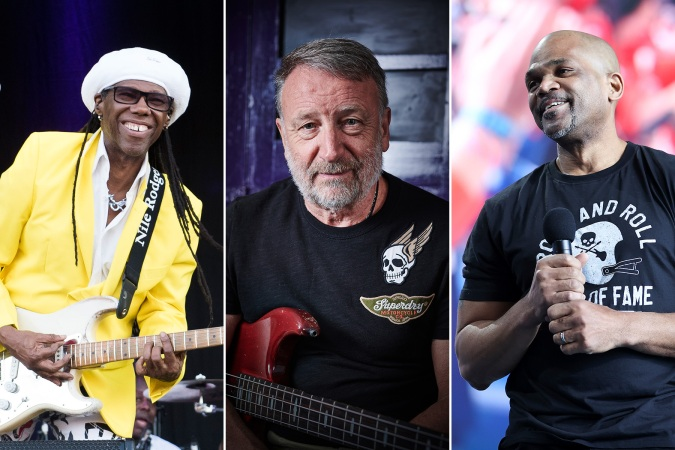 """Nile Rodgers, Peter Hook, Darryl """"D.M.C."""" McDaniels Discuss Sobriety in New Zine"""