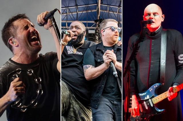 Nine Inch Nails, Smashing Pumpkins, Run the Jewels to Headline Riot Fest.jpg