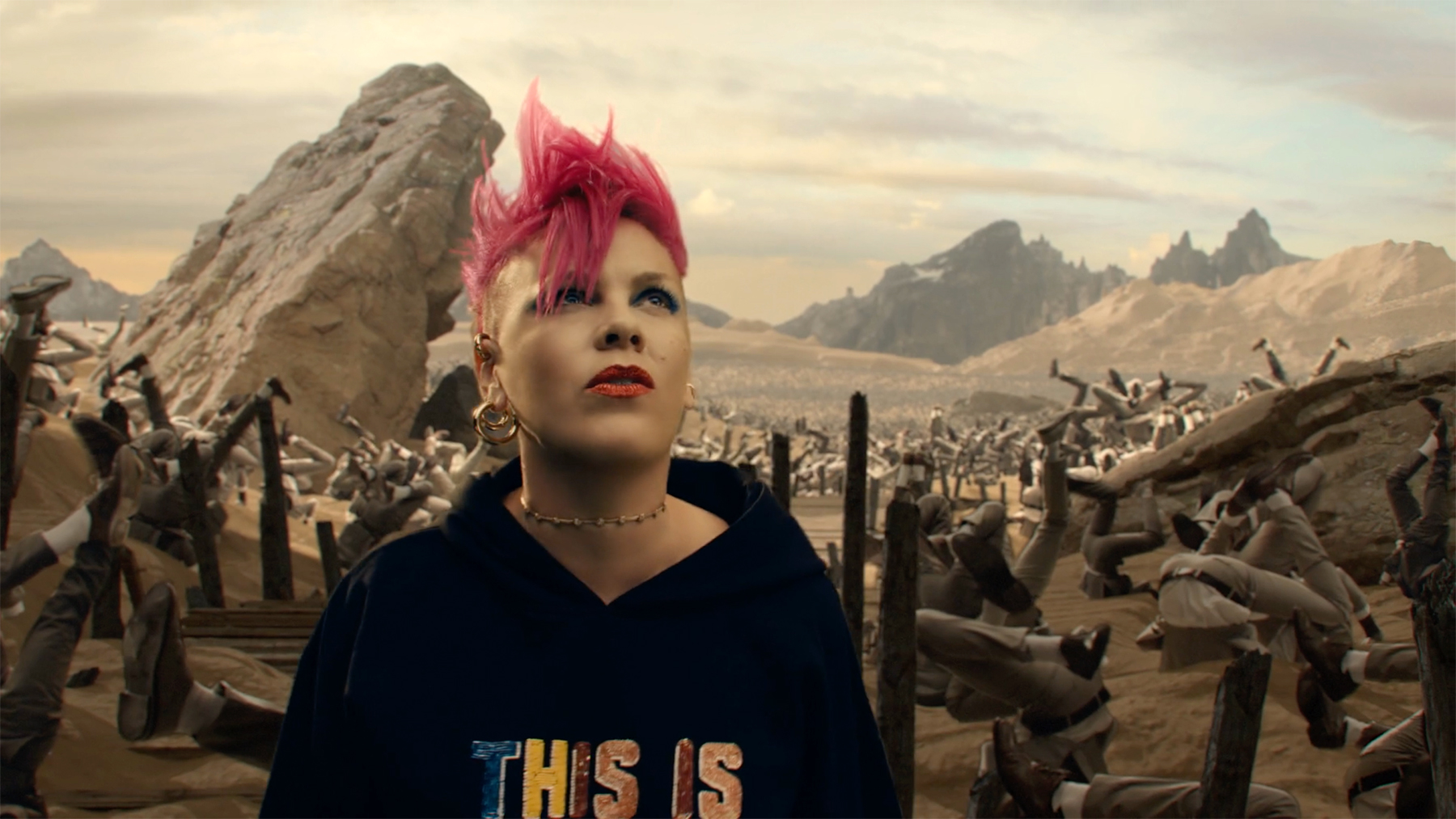 """""""All I Know So Far"""" Official Music Video from P!NK"""