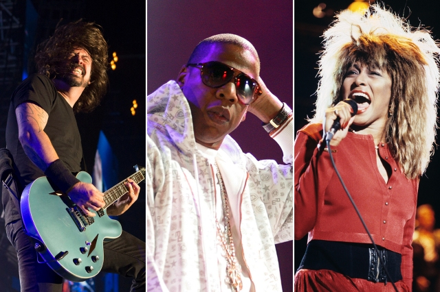 Tina Turner, Jay-Z, Foo Fighters, Go-Go's, Lead Rock and Roll Hall of Fame 2021 Class.jpg