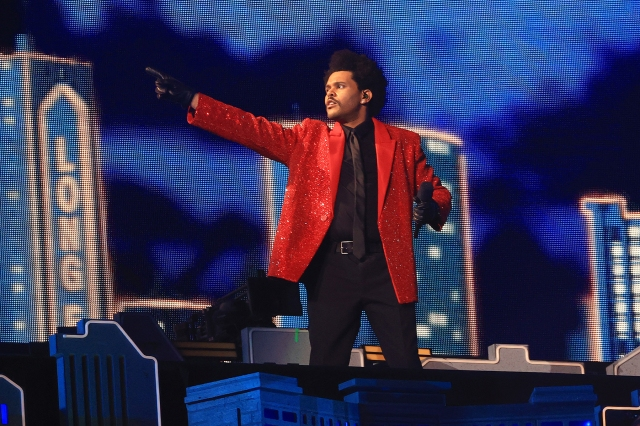 The Weeknd Calls Grammys Rule Change 'Admission of Corruption,' Will Still Boycott Event.jpg