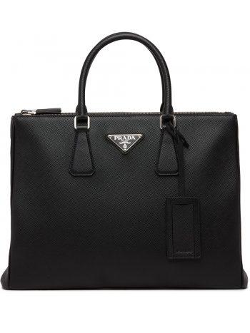 leather tote bag designer mens