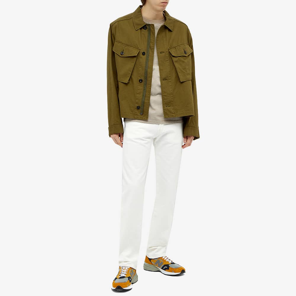 mens white jeans regular fit