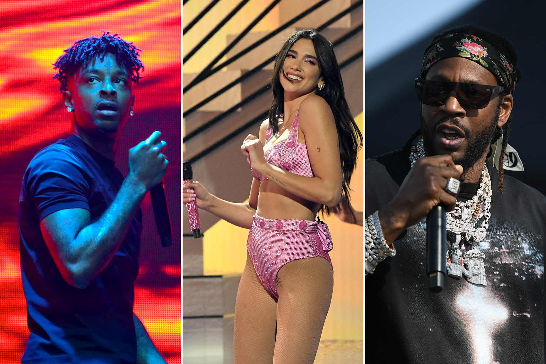 21 Savage, Dua Lipa, 2 Chainz to Be Featured on 'Gully' Soundtrack
