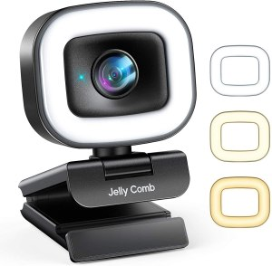 best webcam with ring light