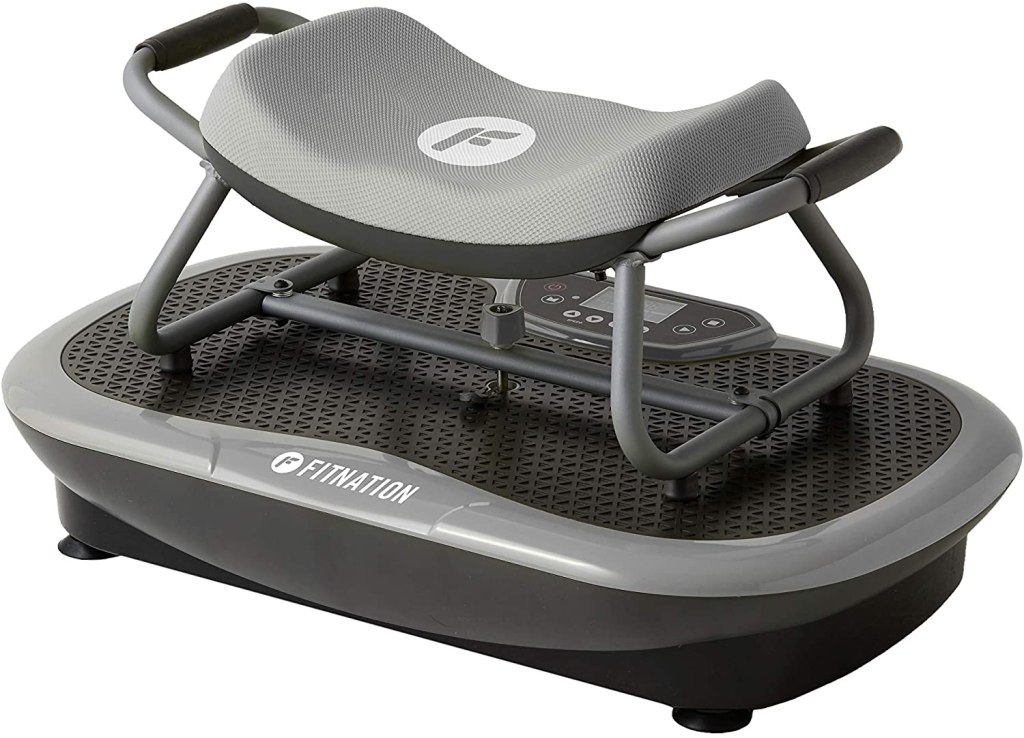 vibrating plate rock n fit