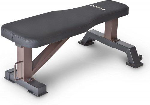weight bench flat heavy