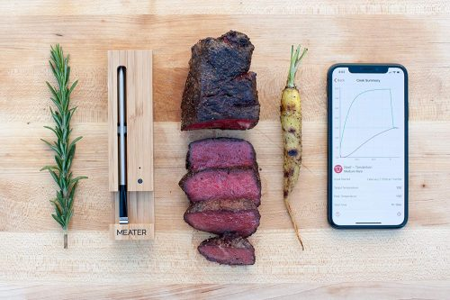 meat thermometer wireless meater