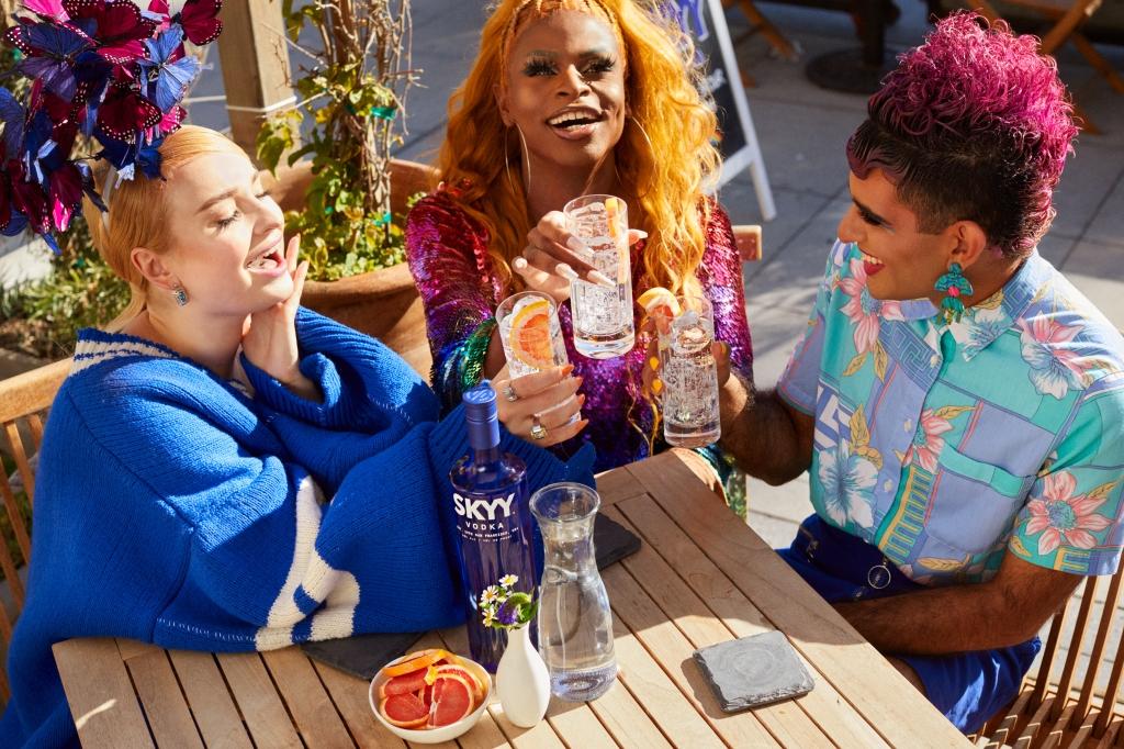 SKYY Vodka Pride 2021