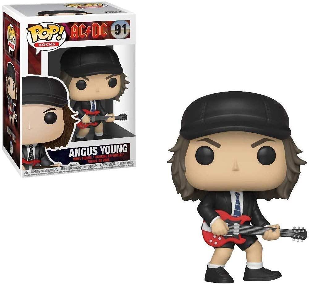 AC/DC Funko Pop