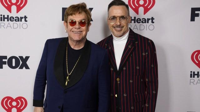 Elton John, David Furnish to Co-Host YouTube Pride 2021.jpg