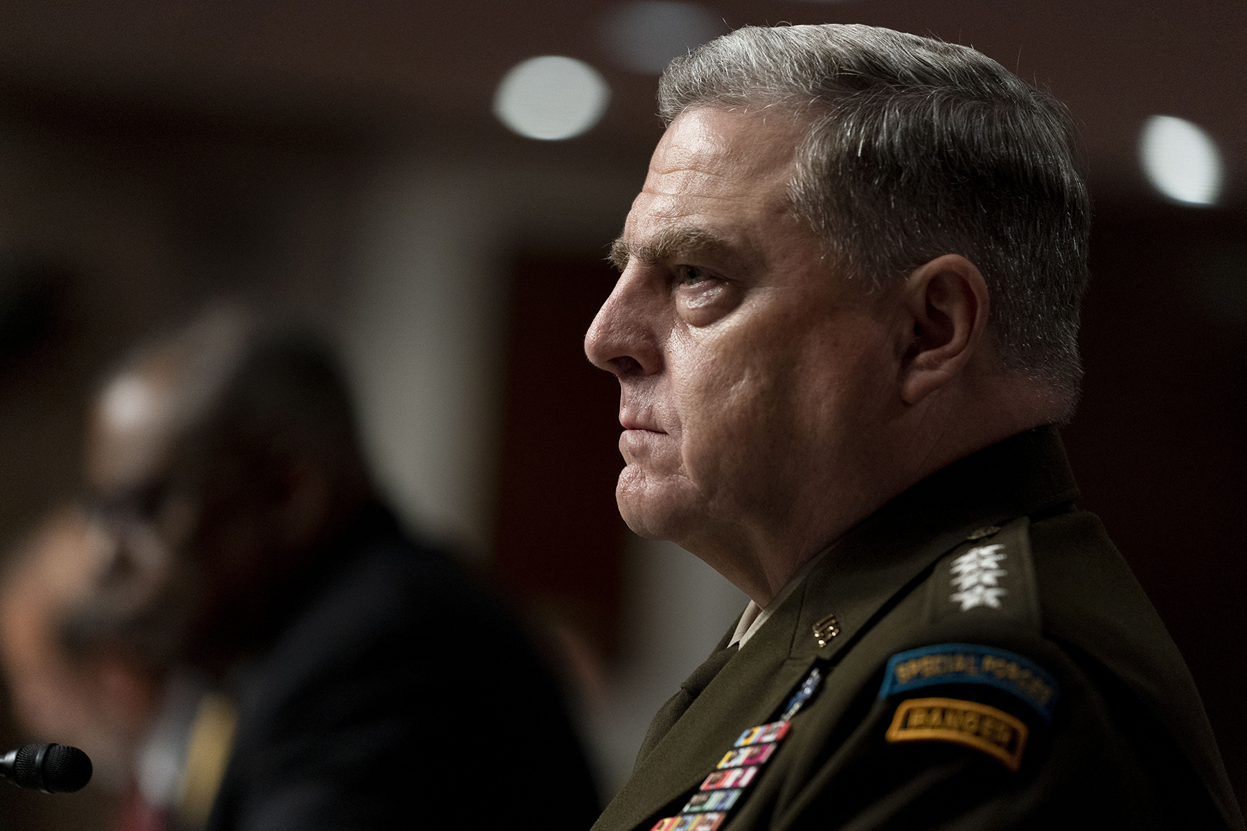 Critical Race Theory: Gen. Mark Milley Explains Importance to Congress -  Rolling Stone
