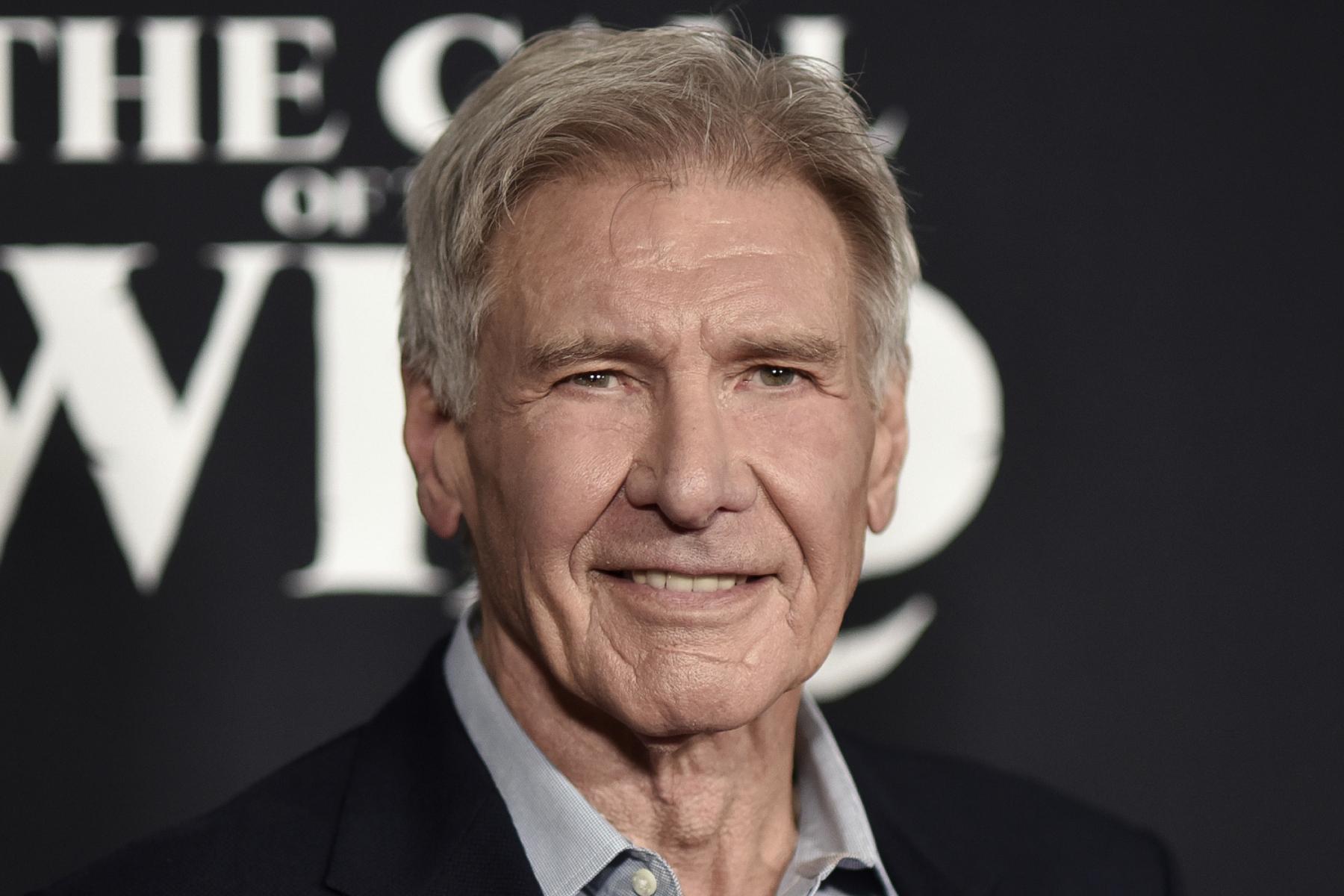 Harrison Ford Injured While Making 'Indiana Jones 5' - Rolling Stone