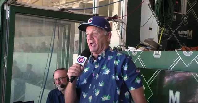See Bill Murray Serenade Chicago Cubs Fans at Full-Capacity Wrigley Field.jpg