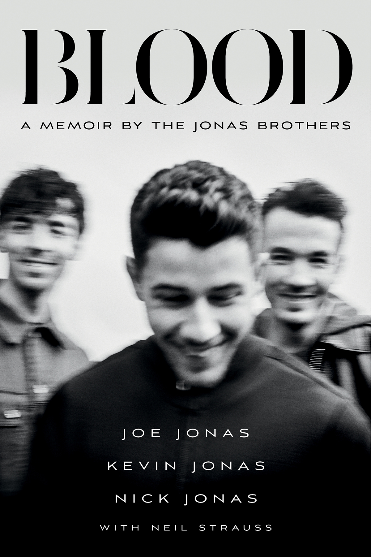 blood jonas brothers