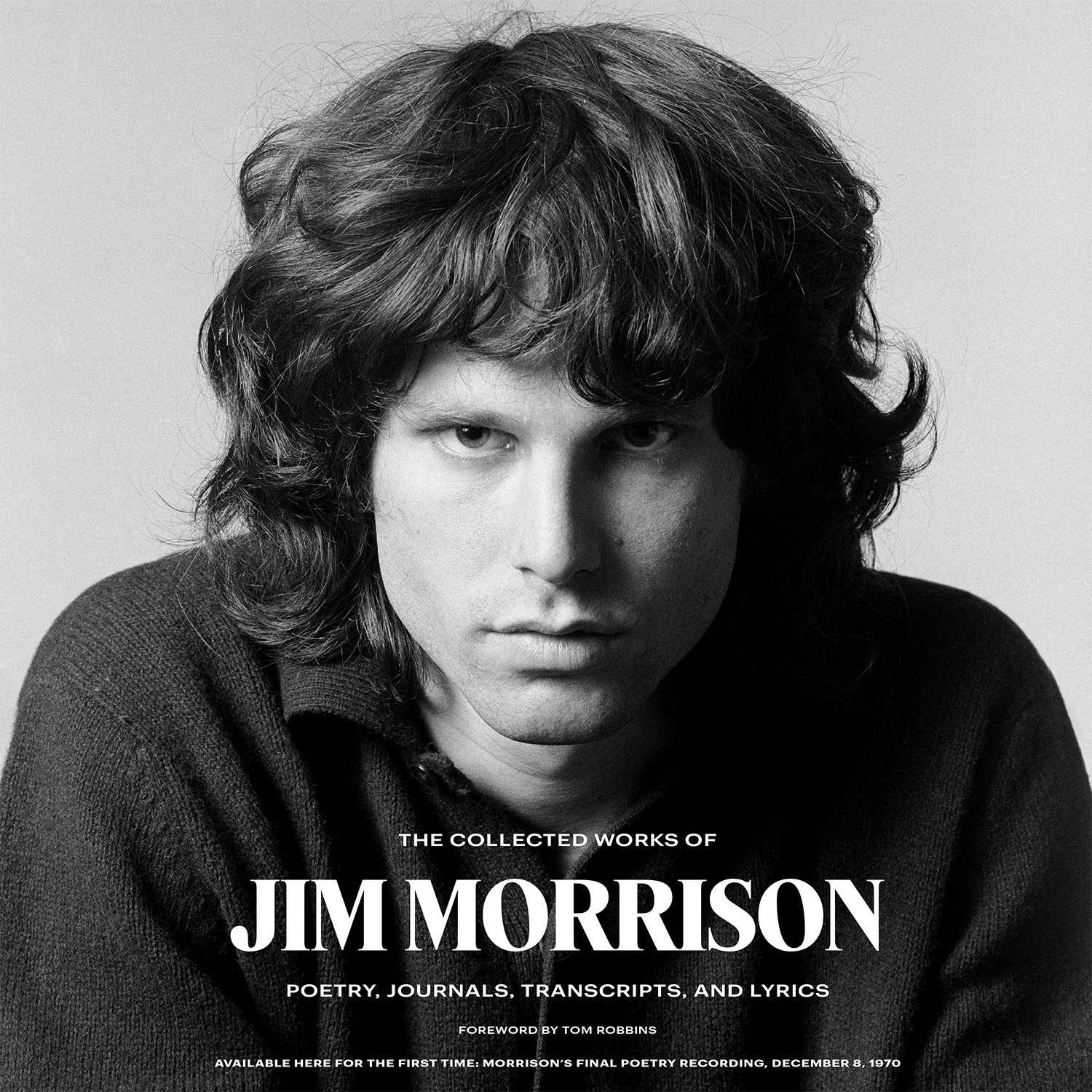 collected works jim morrison