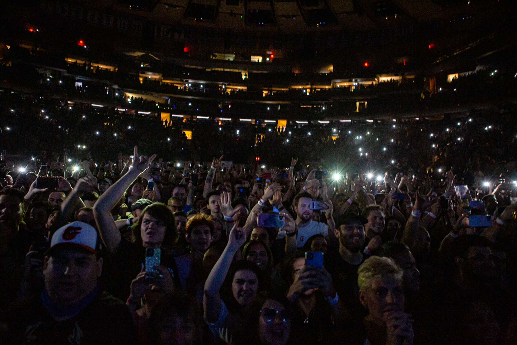 dave grohl foo fighters madison square garden full capacity covid