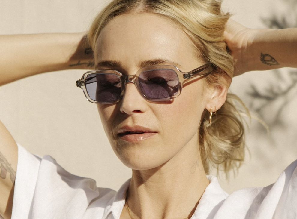 Garrett Leight Navarre Sun Sunglasses
