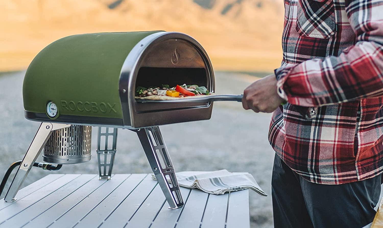 Gozney Roccbox Outdoor Pizza Oven