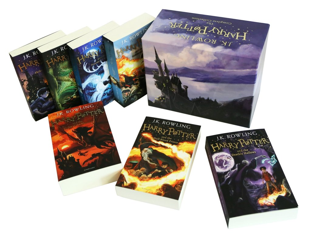 Harry Potter Bookset