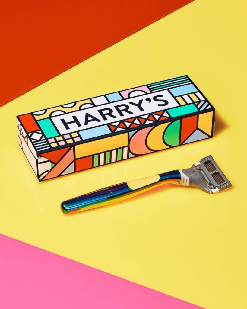 Harry's Razors Pride Set