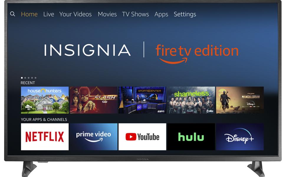 Insignia NS-32DF310NA19 32-inch Smart HD TV