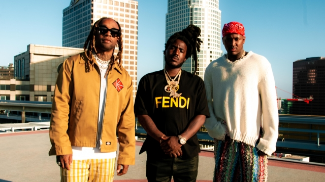 YG, Mozzy Tap Ty Dolla $ign for West Coast Summer Fun in 'Vibe With You' Video.jpg