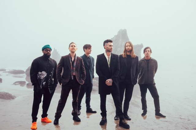 Maroon 5 Get Reflective on 'Jordi'.jpg